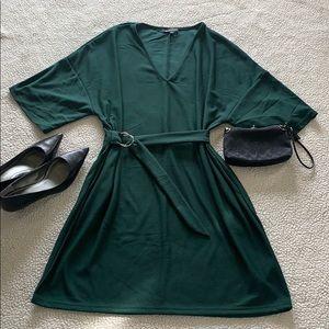 Suzanne Betro green dress
